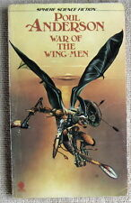 War Of The Wing Men by Poul Anderson PB 1st Sphere (UK) - earthman and aliens