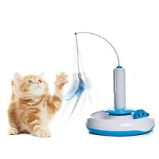 Motion Cat Toy Automated Activity Toys Pounce Interactive Pet Cat Toy Game