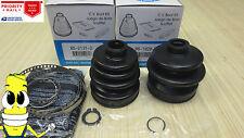 Rear Inner & Outer CV Axle Boot Kit for Mazda Miata 1990-2005 EMPI Boots