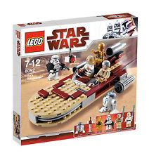 Lego Star Wars > Set 8092 Lukes Landspeeder Neu + Originalverpackt