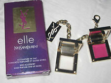 YSL Yves Saint Laurent Elle Solid Perfume and Lip Gloss - Bag Accessory 1g +1g