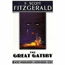 The Great Gatsby by F. Scott Fitzgerald (2005, Hardcover)