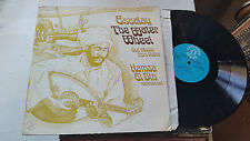 Hamza El Din Escalay The Water Wheel Oud Music From Nubia voice LP '71 H-72041 !