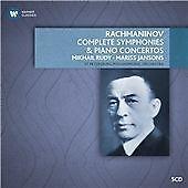Rachmaninov: Piano Concertos & NEW & SEALED
