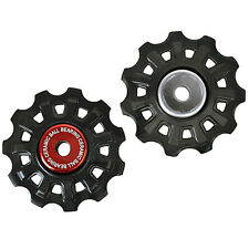 NEW 2016-17 Campagnolo SUPER RECORD 11 speed Rear Derailleur Pulley Set RD-SR500
