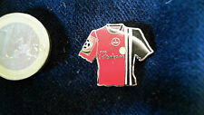 1. fc nuremberg FCN camiseta pin 1998/1999 Home viag interkom antiguo logotipo Badge