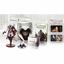 Assassin's Creed 2 II: Master Assassin's Edition [Xbox 360, NTSC, Collector] NEW