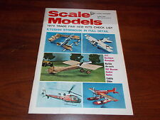 RARE OLD VINTAGE SCALE MODELS HOBBY MAGAZINE APRIL 1974