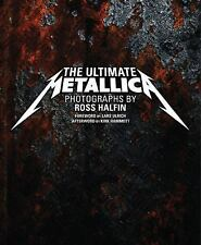 THE ULTIMATE METALLICA - NEW HARDCOVER BOOK