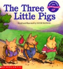 The Three Little Pigs (Favorite Tales from David Mcphail)
