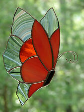 Stained Glass Monarch Butterfly