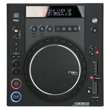 RELOOP RMP-1 SCRATCH TABLETOP  FRONT LOADER CD/MP3 PLAYER w/ SCRATCH PLATTER