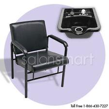 Shampoo Bowl Sink & Chair Package Salon Equipment arcb