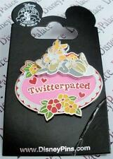 Cast Disney Bambi's Thumper and Miss Bunny Twitterpated Valentine's 2014 Pin