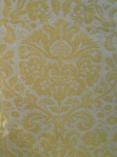 """Fortuny """"DE MEDICI"""" Fabric  Signed Classic Damask Large Remnant"""