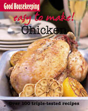 "GH Easy to Make! Chicken (""Good Housekeeping""),GOOD Book"