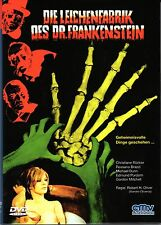 Frankenstein's Castle of Freaks , small hardbox , 100% uncut , new and sealed