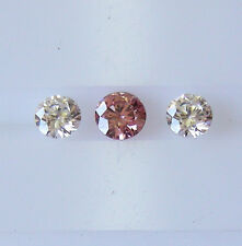 0.05ct!! AUST ARGYLE  PINK DIAMOND 100% NATURAL UNTREATED +CERTIFICATE AVAILABLE