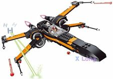 Star Wars 75102 - Poe X-Wing Fighter - Fits - Compatible Lego