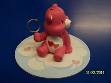 Love-A-Lot Pink Hearts Care Bears Birthday Party Decoration Resin Balloon Weight