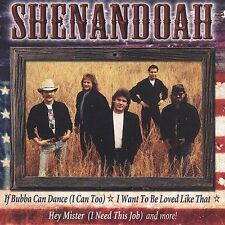 All American Country by Shenandoah (CD, Jun-2003, BMG Special Products)