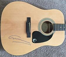 Graham Nash Signed Autographed Epiphone Acoustic Guitar Crosby Stills Nash Young