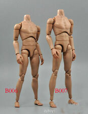 ZY-toy 1: 6 Scale Soldiers Male figure Body B007 Type Narrow Shoulder Collection
