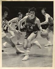 1972 COLLEGE BASKETBALL PHOTO FAIRLEIGH DIKINSON VS MONCLAIR STATE GARDEN NY