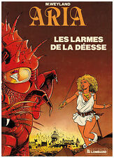 ARIA - Les Montagne Aux Sorciers by Michel Weyland 1982 TINTIN Comic Hardcover