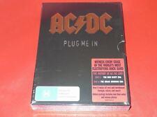 AC/DC - Plug Me In (DVD, 2007, 2-Disc Set)