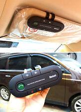New Car V3.0+EDR Bluetooth Wireless Multipoint Sun Visor Hand-free Speakerphone