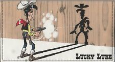 LUCKY LUKE SHOOT SHADOW TOBACCO CIGARETTE SMOKING PAPER POUCH CASE BAG HOLDER