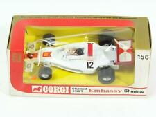 Corgi #156 - Graham Hill Embassy Shadow - White/Red - A+/A