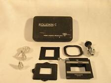 Rolleiflex Rolleikin C 35mm Adapter Kit For 2.8C 2.8D TLR Cameras