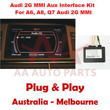 Audi 2G MMI MOST iPod iPhone Aux In Audio Adatper Interface for A6 A8 Q7