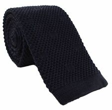 Michelsons UK - Textured Spot Silk Knitted Tie