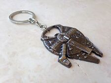 Star Wars: Han Solo's Millennium Falcon Bottle Opener Keychain FREE US Shipping