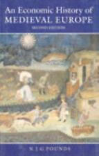 An Economic History of Medieval Europe by N. J. G. Pounds (1994, Paperback,...