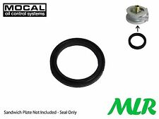 MOCAL OIL COOLER / OIL FILTER TAKE OFF SANDWICH PLATE SEAL O RING MLR.SY