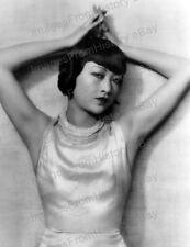 8x10 Print Anna May Wong Beautiful Fashion Portrait #AMW7