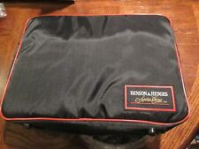 Benson & Hedges, Rare, Vintage Picnic Basket in a Black and Red Tote