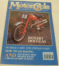Classic MC 6/90 Rudge Ulster,BMW R51 R71,Douglas 90 Plus, Traction Cyclotracteur