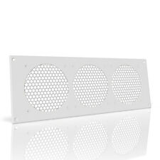 "AC Infinity Ventilation Grill 18"", PC Electronic AV Cabinets, mounts 120mm Fans"