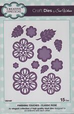 CREATIVE EXPRESSIONS Craft Die Sue Wilson  CLASSIC ROSE CED1407 Reduced