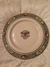 LENOX CHINA AUTUMN DINNER PLATE (GOLD BACK-STAMP)