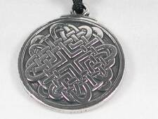 Celtic love Knot, Handmade pewter pendant, Relationships, passion