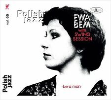 CD EWA BEM with Swing Session Be a Man / Polish Jazz vol. 65 / remastered 2016