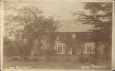 Curry Mallet near Taunton. The Rectory.