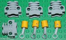 4x LEGO Technic Motore, Pistone, BIELLE (2850,2851,2852) nuovo!!!