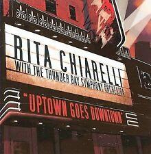 CHIARELLI,RITA-UPTOWN GOES DOWNTOWN TONIGHT  CD NEW